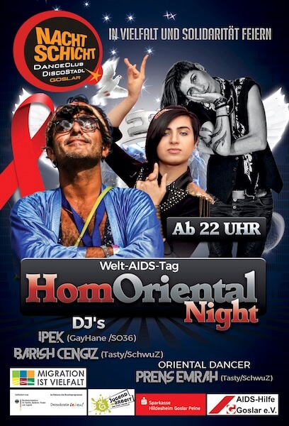 HomOriental Party in Goslar